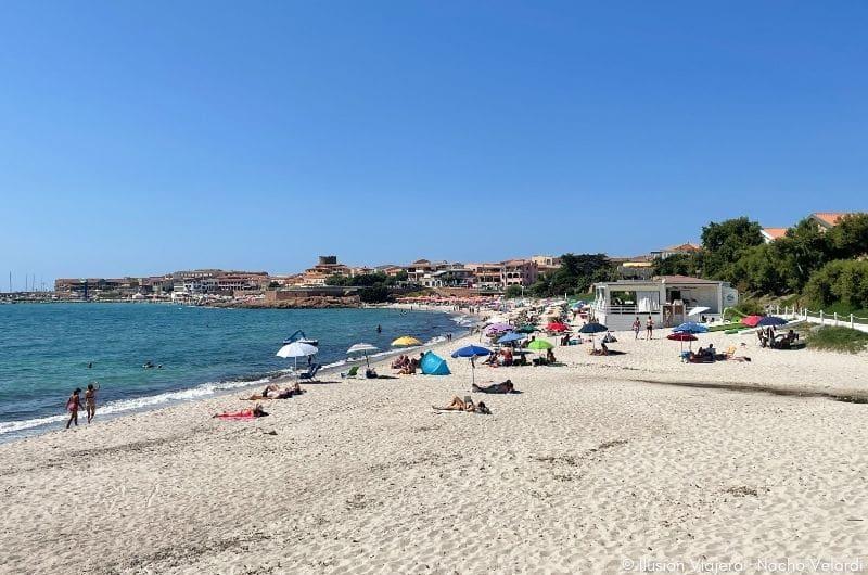 Spiaggia Longa Cerdeña