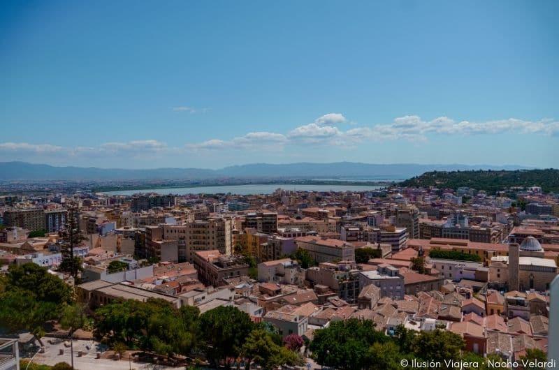 Vistas de Cagliari