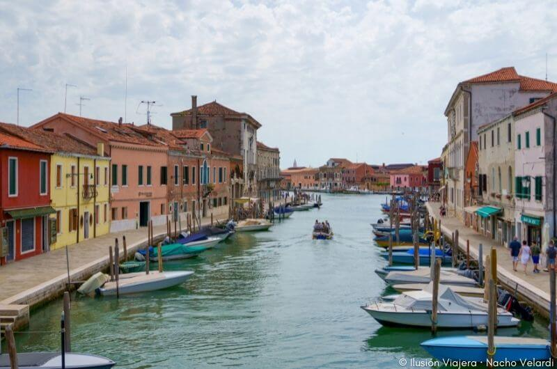 Llegar a Venecia